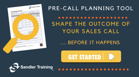 Pre-call planner tool